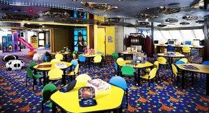 In crociera con bambini for Quali sono le migliori cabine su una nave da crociera