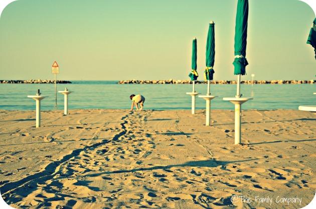 spiaggia hotel valverde cesenatico 1